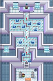 Interior del Gimnasio de Arrecípolis en los videojuegos