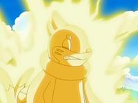 Archivo:EP552 Buizel sufriendo el rayo de Pikachu por accidente.png