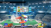 Estadio Pokémon 2 SSB4 Wii U