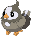 Starly (anime DP).png