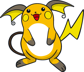 Archivo:Raichu (dream world).png