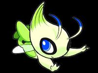 Celebi en Pokémon Ranger- Trazos de Luz.png