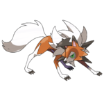 Lycanroc crepuscular