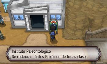 Imagen de Instituto Paleontológico