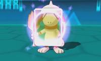 Capa mágica XY