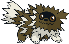Archivo:Zigzagoon (dream world).png