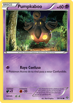 Carta de Pumpkaboo
