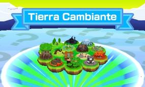 Imagen de Tierra Cambiante
