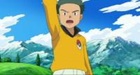 EP601 Árbitro Pokémon del combate de Ash y Polo