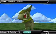 Pokédex 3D (español) Axew