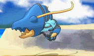 Clawitzer Pokemon XY