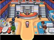 Planta Baja del Centro Pokémon en Black y White.png