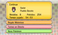 Nexo Pokémon XY