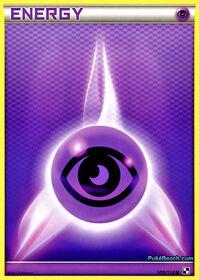 Carta de la energía psíquica
