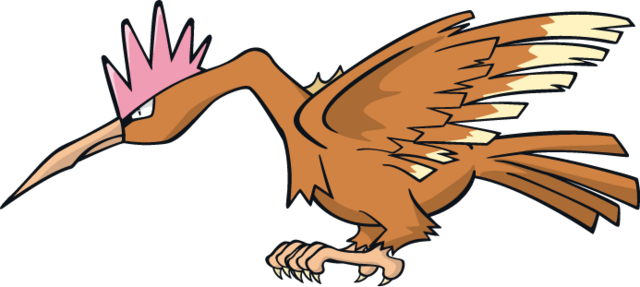 Archivo:Fearow (dream world).png