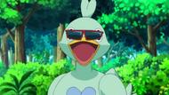 EP680 Koaruhii con las gafas de Sandile