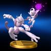 Trofeo de Mega-Mewtwo SSB4 (Wii U)