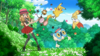EP844 Equipo Froakie