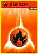 Energía fuego (Base Set TCG)