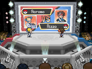 Pokémon World Tournament N2B2 Acromo
