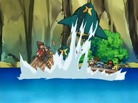 Archivo:EP540 Sharpedo saliendo del agua.png
