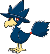 Archivo:Murkrow (dream world).png