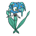 Florges azul XY