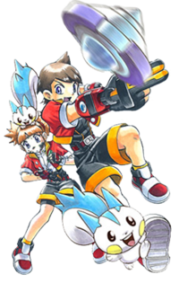 Pokemon ranger batonnage manga-2.png
