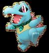 Totodile Pokémon Mundo Megamisterioso
