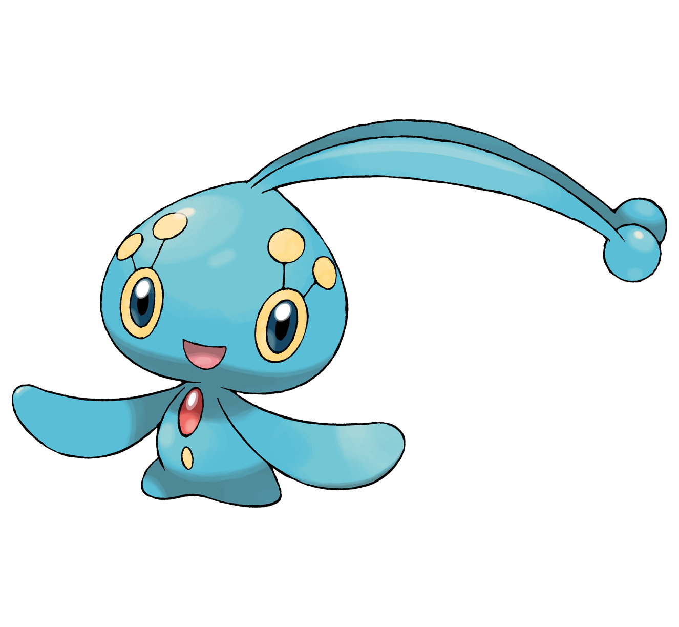 Manaphy wikidex fandom powered by wikia - Legendaire shiney ...