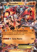 Groudon-EX (Duelos Primigenios 85 TCG)