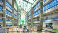 EP827 Interior del Instituto Paleontológico
