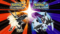 Pokémon Ultrasol y Pokémon Ultraluna