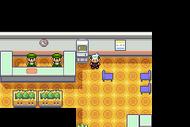 Pokemon Esm al lado de la PC
