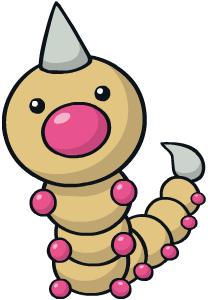 Archivo:Weedle (dream world).png