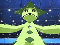 EP451 Cacturne en el Concurso Pokémon de Moolberry