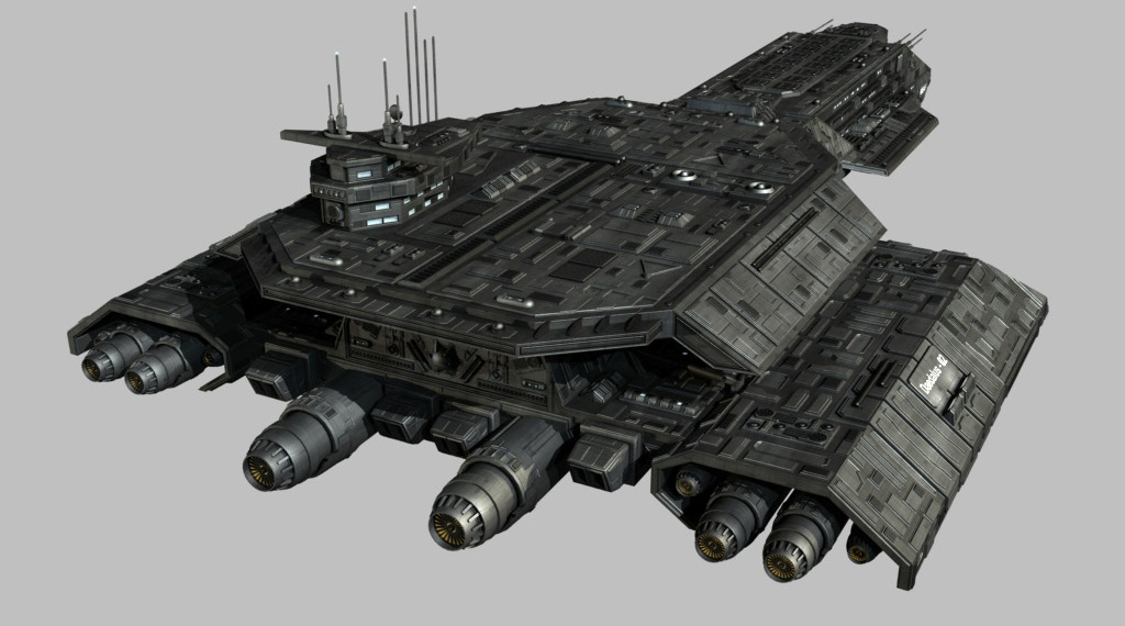 BC-304 Battlecruiser Daedalus 14