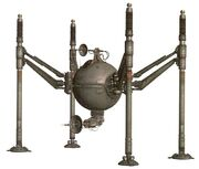 Spider Droid bg