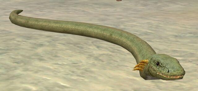 Archivo:Giant spined snake.jpg