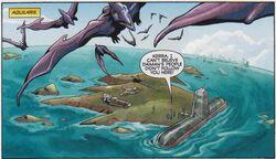 Aquilaris post-flood