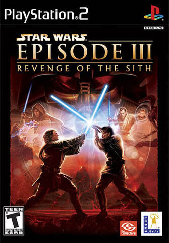 Archivo:Star Wars Episodio III(videojuego).jpg