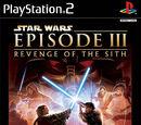 Star Wars Episodio III: La Venganza de los Sith (videojuego)