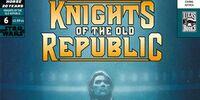 Caballeros de la Antigua República 6: Graduación, parte 6