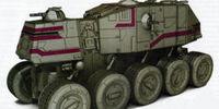 Vehículo Pesado de Asalto/a tracción Juggernaut A5