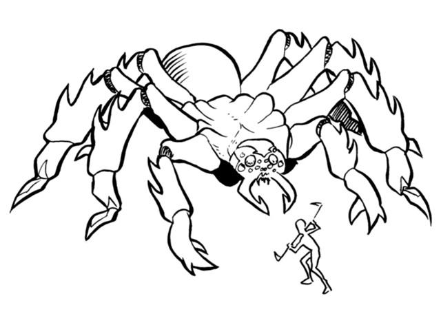 Archivo:Cannibal arachnid.jpg