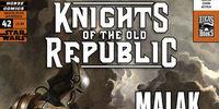 Caballeros de la Antigua República 42: El casco