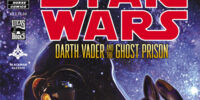 Star Wars: Darth Vader and the Ghost Prison 1