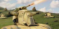 Tanque Blindado de Asalto