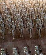 Star wars clone army