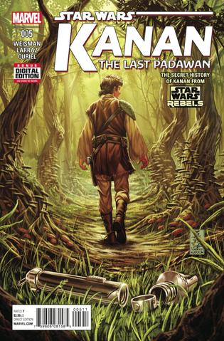 Archivo:Kanan Last Padawan 5 Final Cover.png